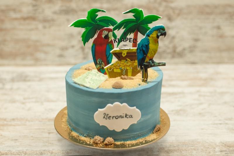 35tort-urodzinowy-z-papugami