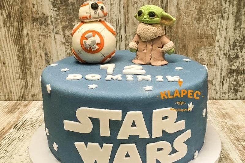 30. tort urodzinowy star wars