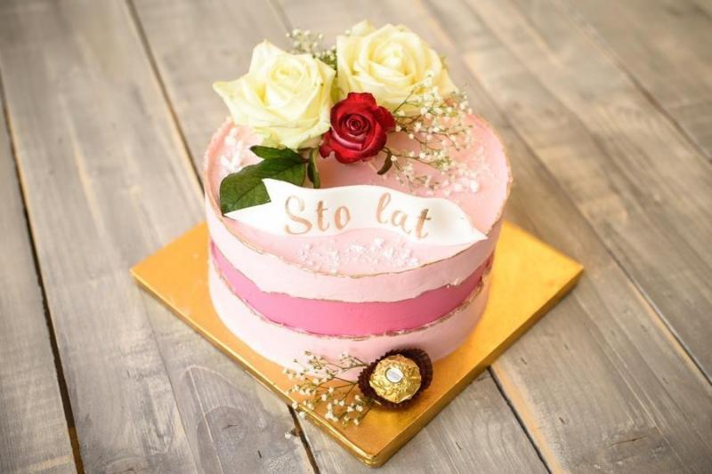 Tort na urodziny 11