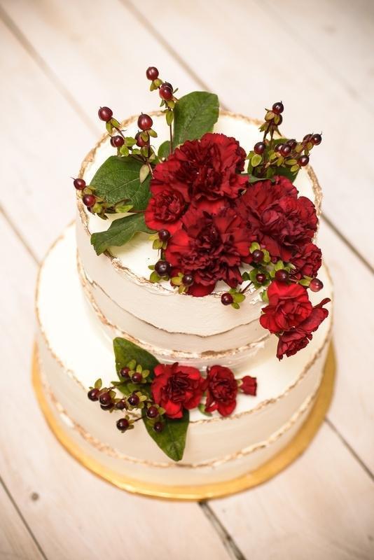 Tort na urodziny 15