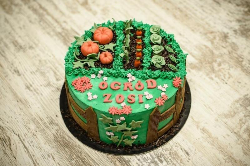 Tort na urodziny 2