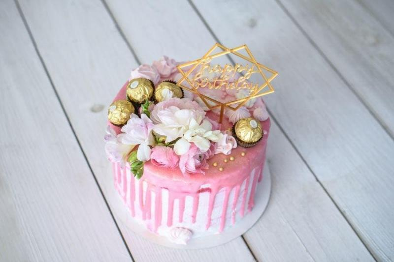 Tort na urodziny 26