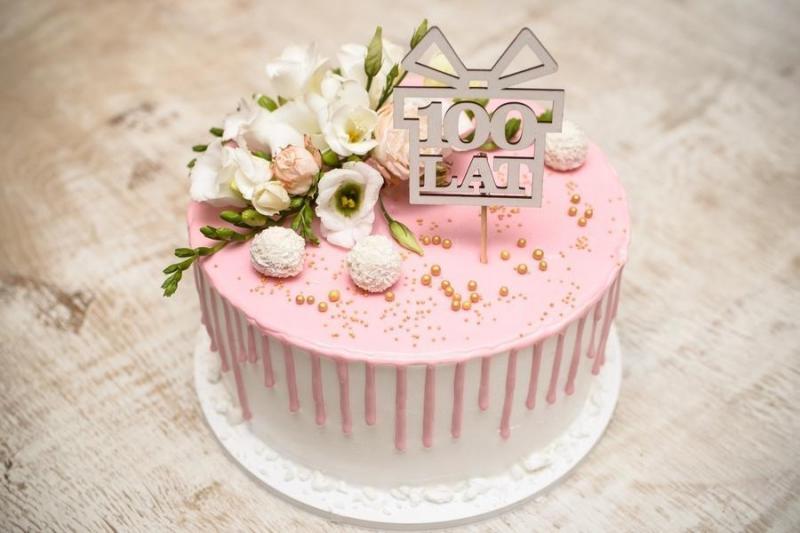 Tort na urodziny 3