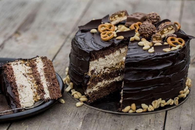 Tort na urodziny 31