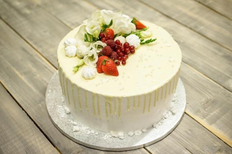 Tort na urodziny 4