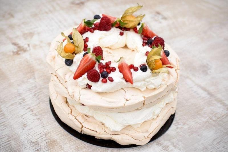 Tort na urodziny 46