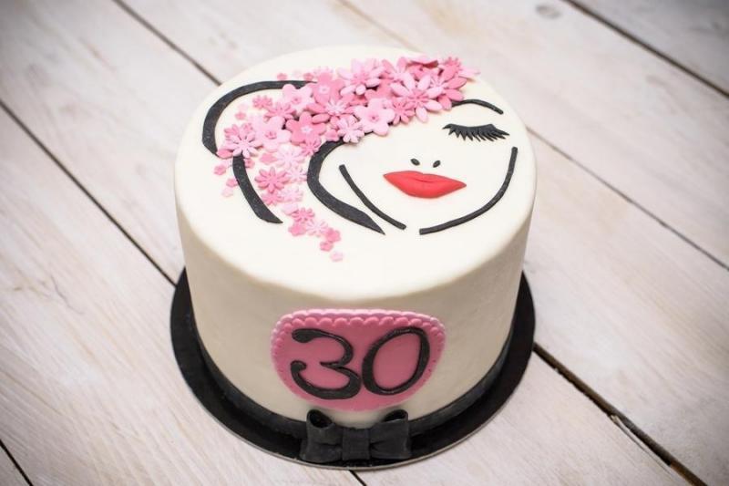 Tort na urodziny 5