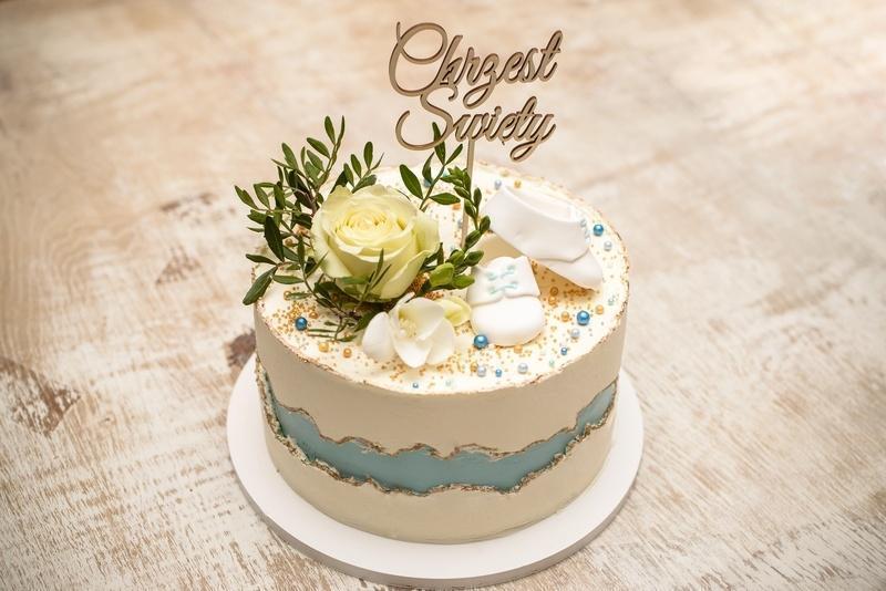 Tort na chrzest 1