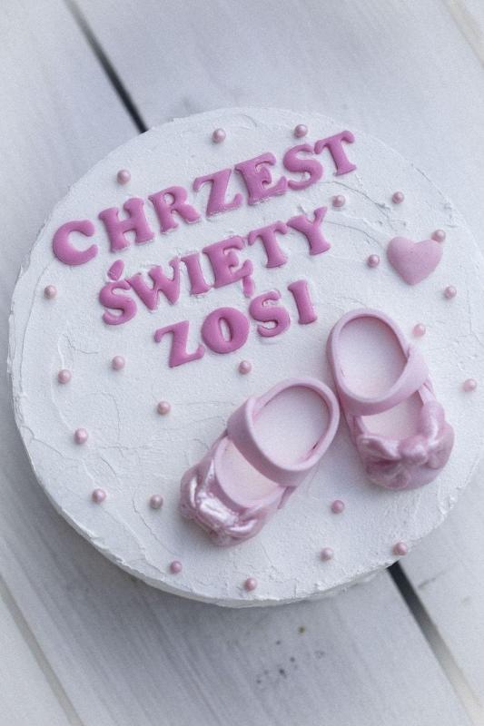 Tort na chrzest 26