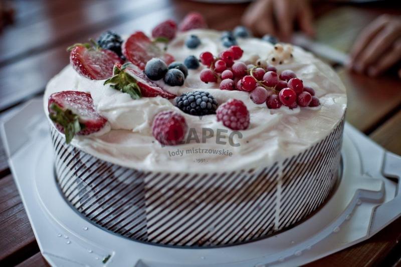 Lodowy tort 1
