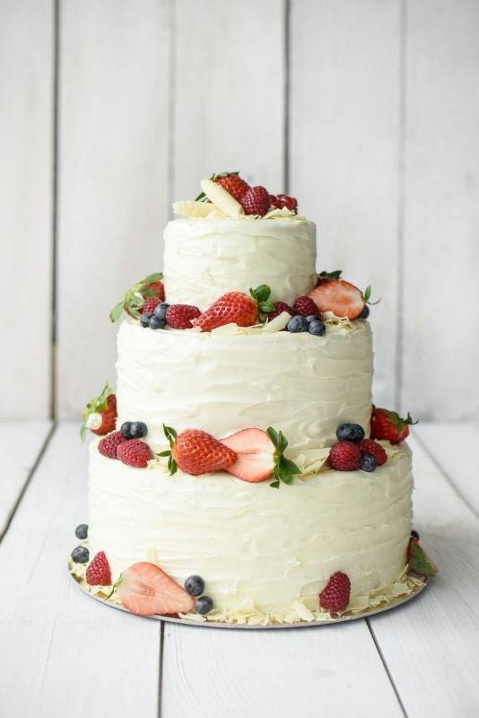Tort weselny 19
