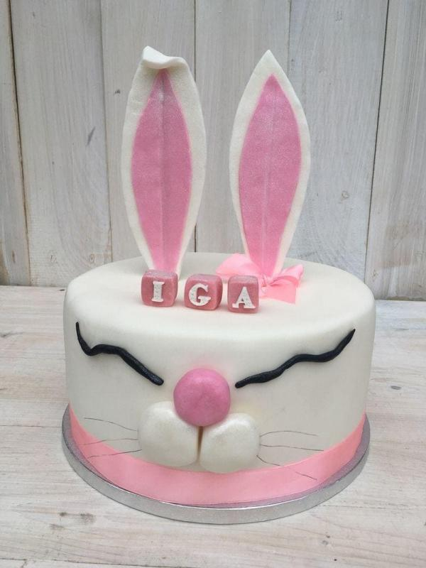 Tort na roczek 14