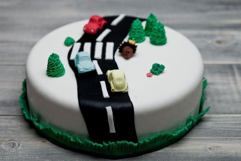 Tort na roczek 17