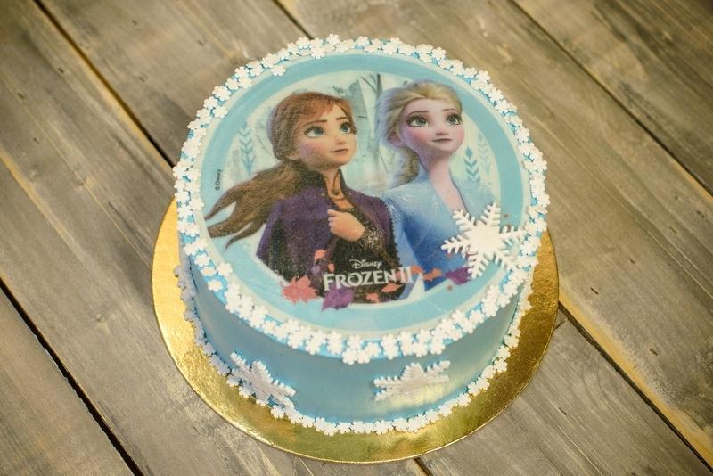 Tort na roczek 2