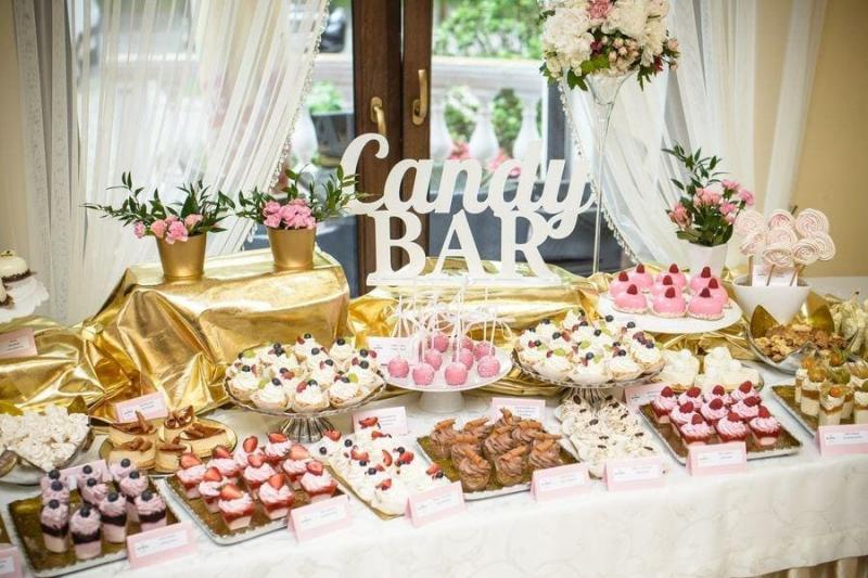 Słodki stół nr 10 0