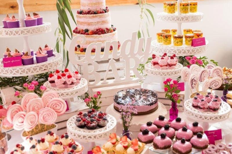 Słodki stół nr 14 1