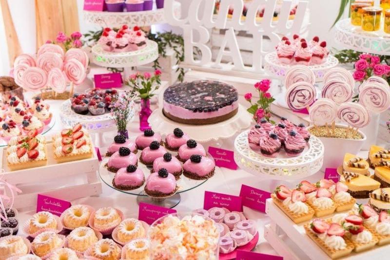 Słodki stół nr 14 22