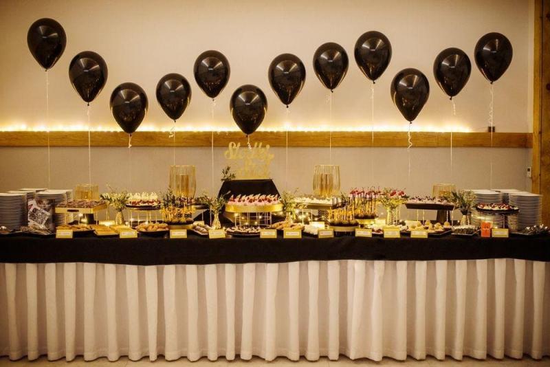 Słodki stół bankiet firmowy 0