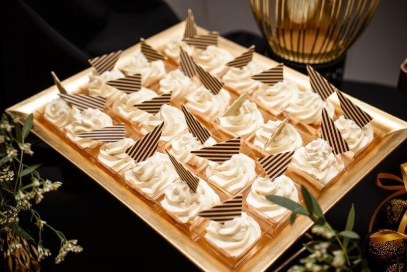 Słodki stół bankiet firmowy 16