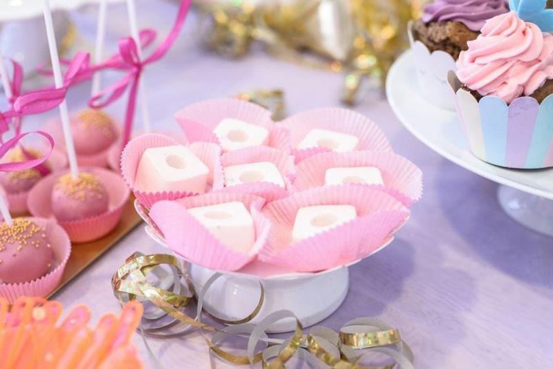 Słodki stół dla dziewczynki 6