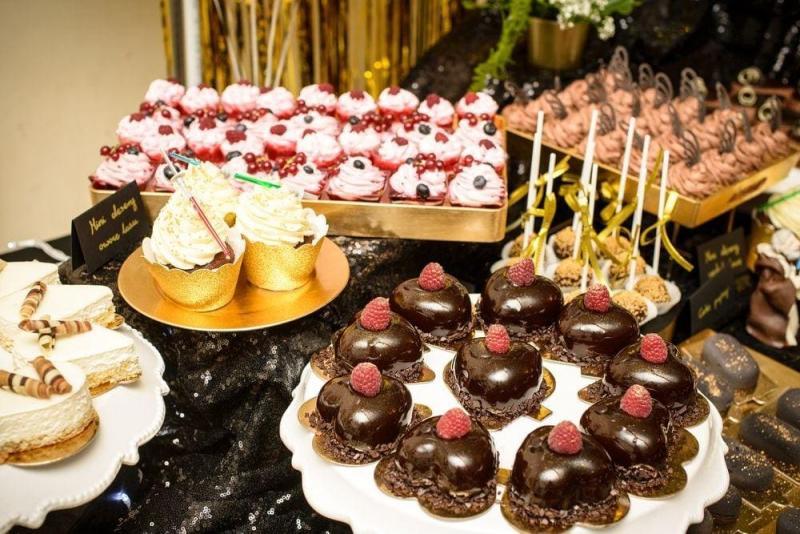 Słodki stół na urodziny Star Wars 11