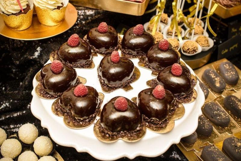 Słodki stół na urodziny Star Wars 18
