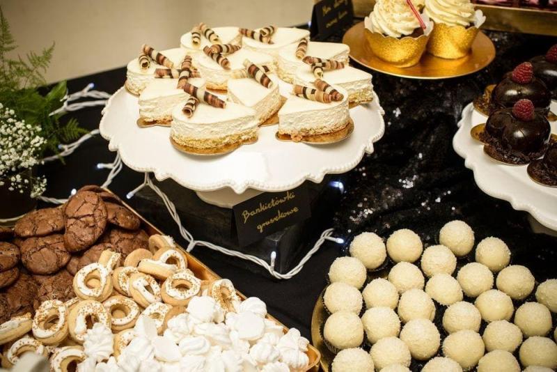 Słodki stół na urodziny Star Wars 21