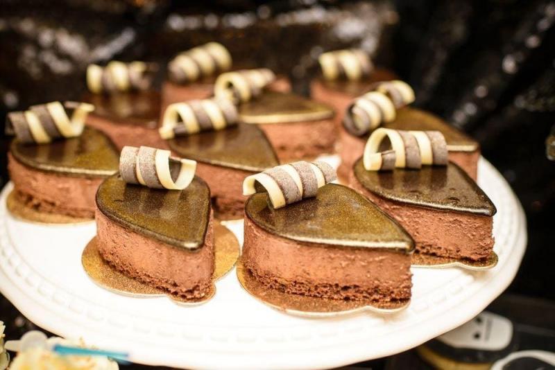 Słodki stół na urodziny Star Wars 22