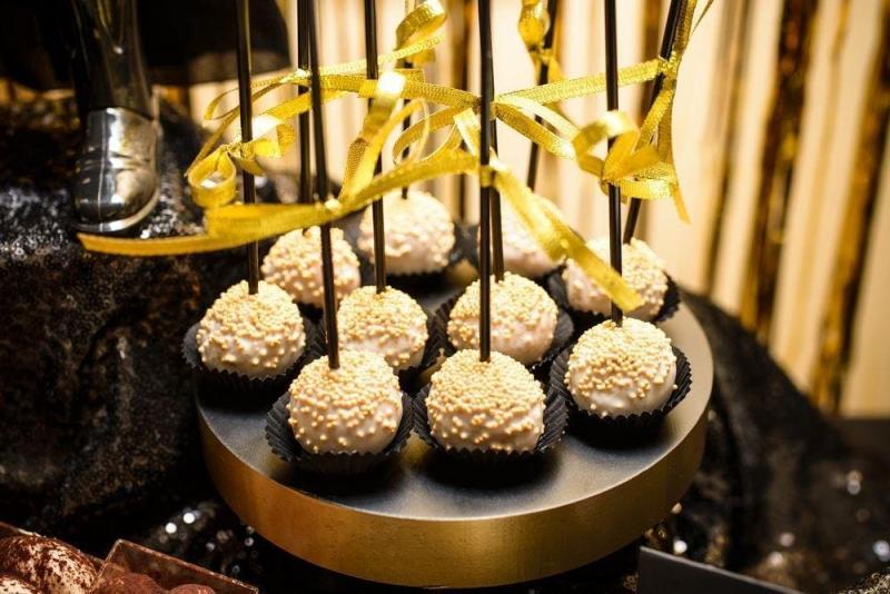 Słodki stół na urodziny Star Wars 25
