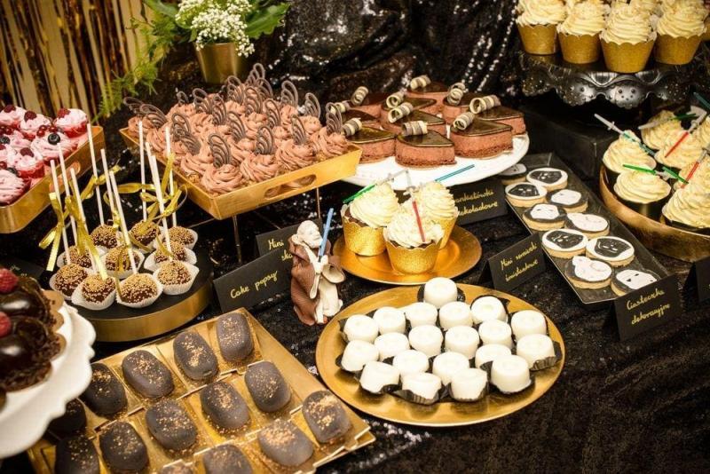 Słodki stół na urodziny Star Wars 5