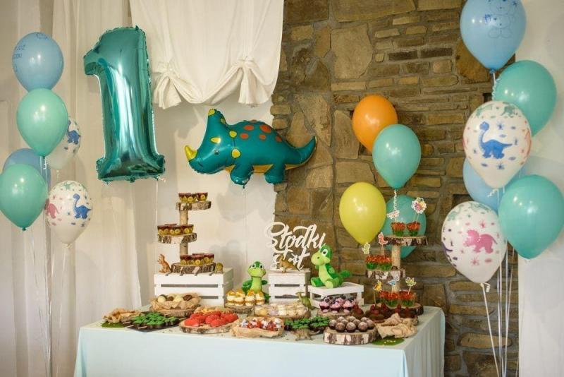Słodki stół na roczek 21