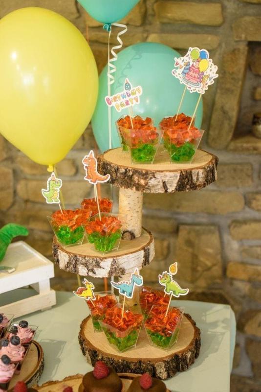Słodki stół na roczek 9