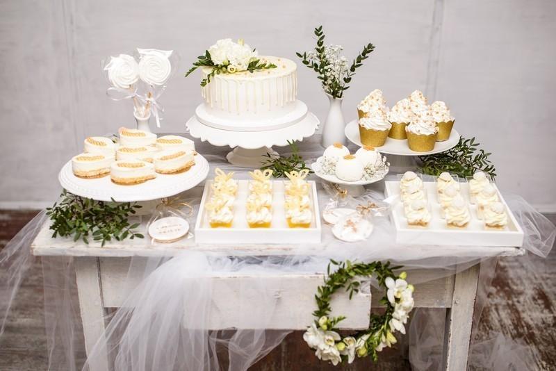 Słodkie stoly komunijne 6