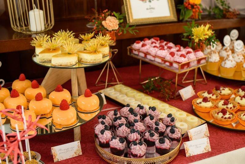 Słodki stolik numer 3 16