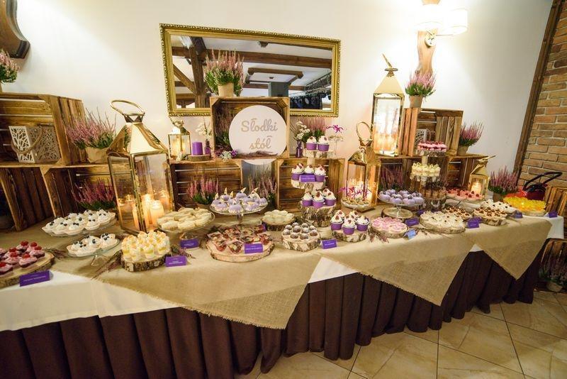 Słodki stolik numer 6 0
