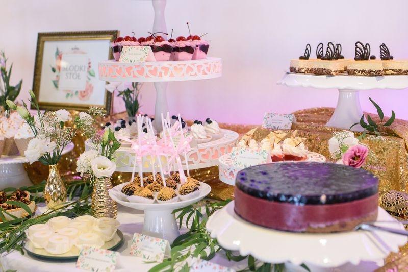 Słodki stolik numer 8 20