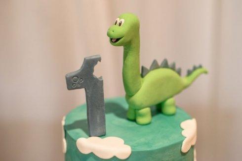 Klapec torty na roczek